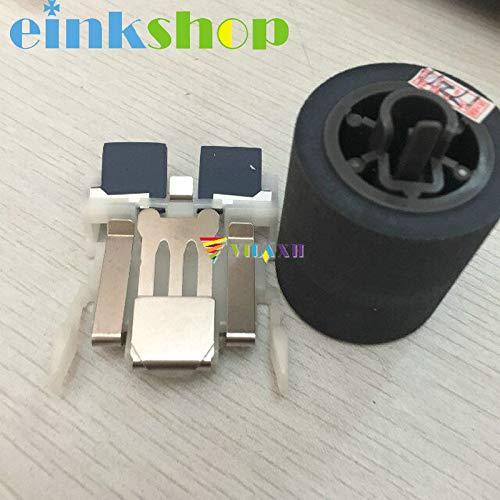 Printer Parts PA03289-0001 Separation Pad Assembly + Pickup Roller for Fujitsu fi-6010N fi-6000NS fi-5120C fi-5220C fi-4120C2 fi-4220C2 fi-412