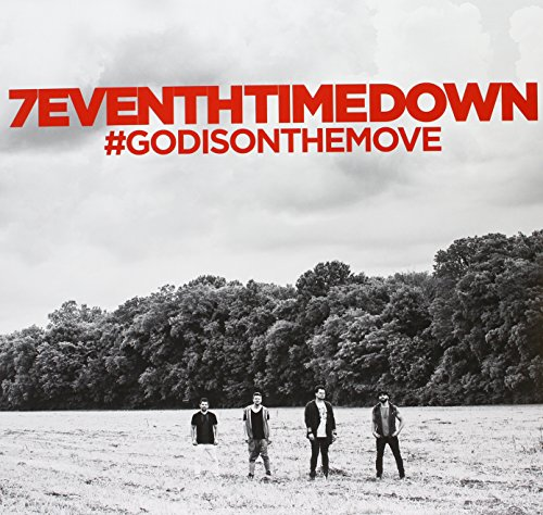 God Is On The Move Album Cover