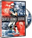 NFL Super Bowl Xxxviii [Import USA Zone 1]