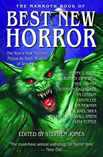 The Mammoth Book of Best New Horror 16 (0786716002) | Amazon price tracker / tracking, Amazon price history charts, Amazon price watches, Amazon price drop alerts