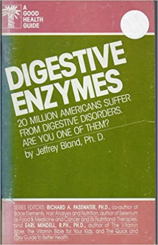 Digestive Enzymes (Good Health Guides): Amazon.es: Jeffrey ...