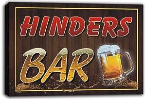 scw3-037166 dificulta el nombre de jarras de cerveza casera estirada Impresión de Lienzo de Pub
