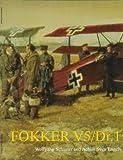 Fokker V5/DR.1: (Schiffer Military History)