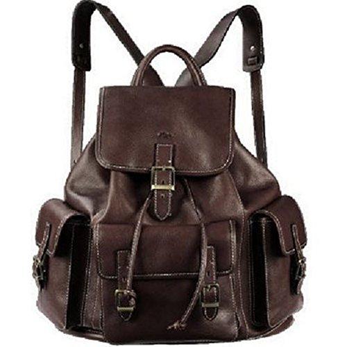 Bold Cowhide 32544 K Backpack Chocolat Katana qI85IwT