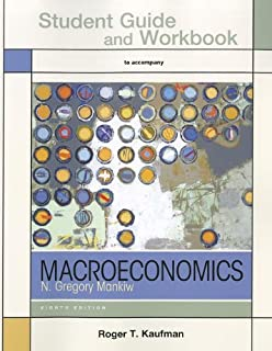 Study guide for mankiws principles of macroeconomics 6th n study guide for macroeconomics fandeluxe Images