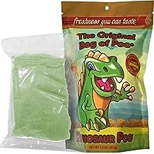Dinosaur Poo--Green Cotton Candy
