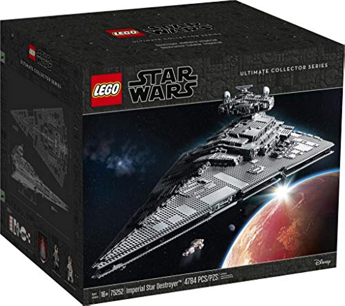 [해외] 레고(LEGO) 스타워즈 UCS 임페리얼 스타 디스트로이저 ULTIMATE COLLECTOR SERIES IMPERIAL STAR DESTROYER 【75252】일본 국내 정규품