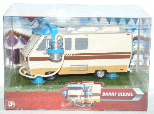 Disney / Pixar Cars 1:55 Die Cast Car Oversized Vehicle Barry Diesel (Collection Diesel)