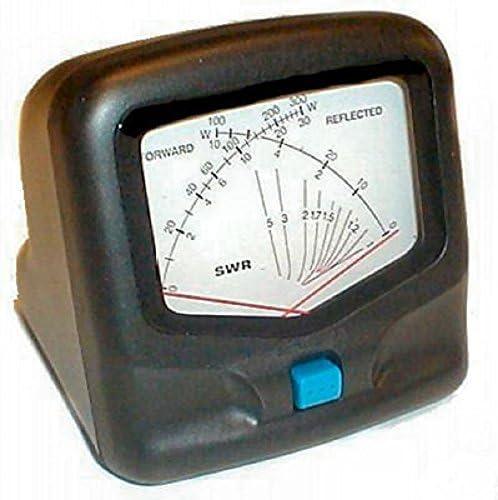 SWR - Medidor de potencia SX20 de 3,5 MHz a 200 MHz HF y VHF ...