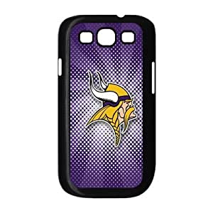 Cutstomize Minnesota Vikings NFL Back Cover Case for SamSung Galaxy S3 I9300 JNS3-1114