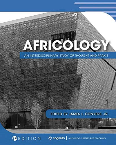 Africology: An Interdisciplinary Study of Thought and Praxis