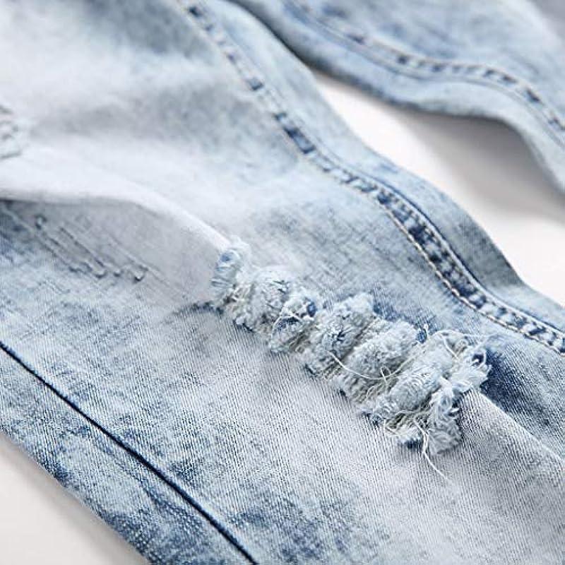 Routinfly męskie spodnie softshell, spodnie outdoorowe, do dżinsÓw, długie spodnie, pocięte spodnie dżinsowe 29-42: Sport & Freizeit