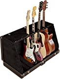 Fender Studio Guitar Case Stand - Black Textured Vinyl