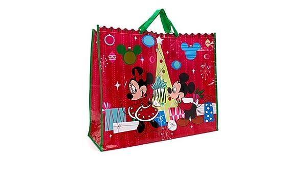 Disney Mickey Minnie Mouse & amigos Navidad Bolsa XXL: Amazon.es: Equipaje