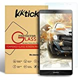 Huawei Mate 8 Screen Protector, KKtick Huawei Mate 8 Glass Screen Protector HD Clear Most Durable Easy-Installation Rounded Edge Slim Screen Protector Film for Huawei Mate 8 Devices