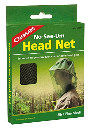 Coghlan's No-see-um Head Net (2 Pack)