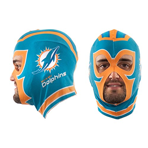 - NFL Miami Dolphins Fan Mask