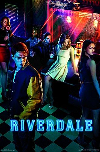 "Trends International Riverdale-Key Art Wall Poster, 22.375"" x 34"""