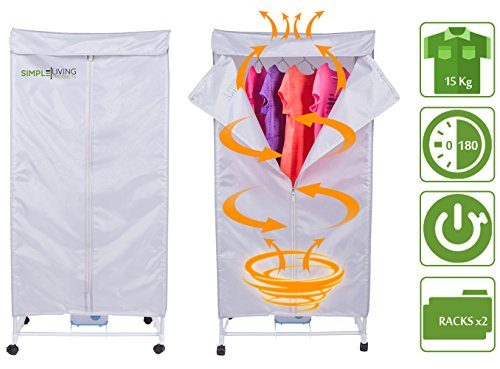 Compact Electric Portable Clothing Dryer
