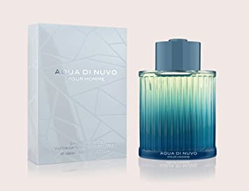Amazon.com : AQUA DI NUVO - Eau De Toilette Pour Homme 100ml by NUVO Parfums - New Perfumes Collection for Men : Beauty