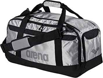 8eecf8c120 Image Unavailable. Image not available for. Colour  Arena Navigator Small  Bag Silver