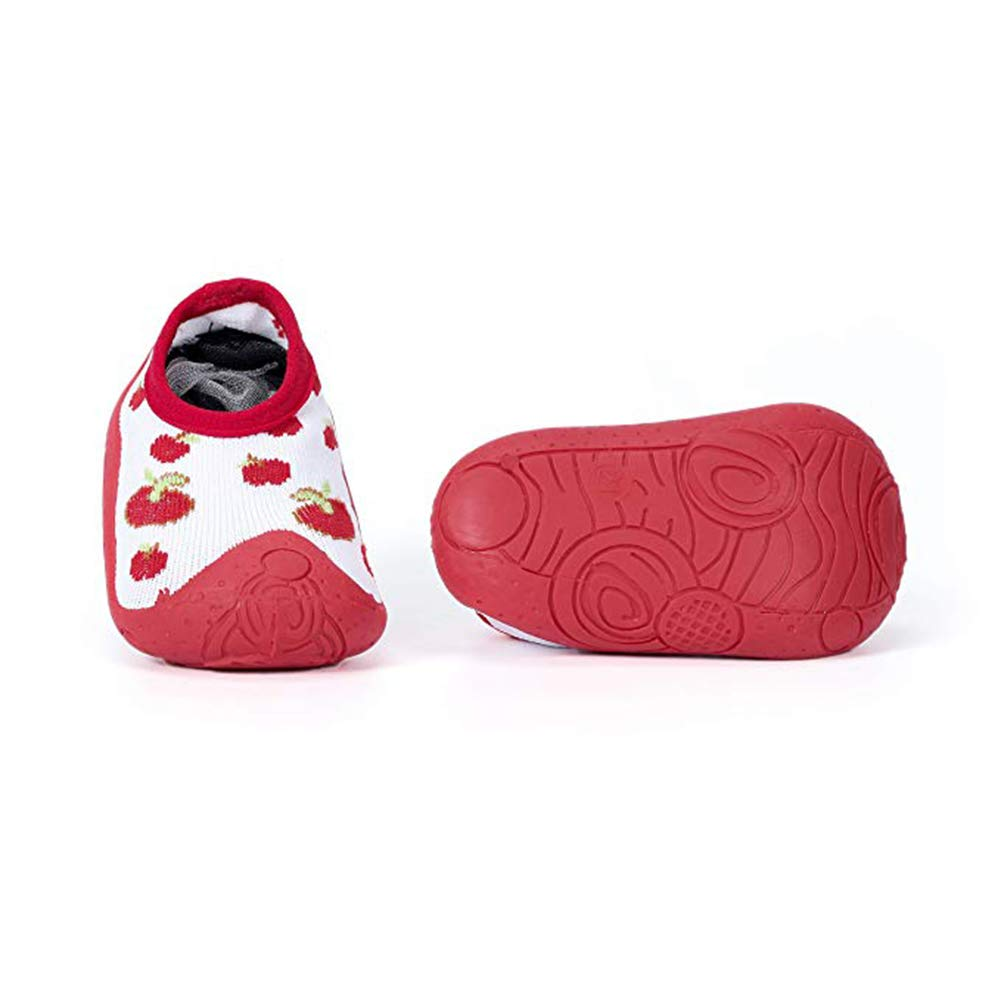 Baby Socks with Rubber Soles Sock Shoes Baby Girl Newborn Non Slip Toddler Shoes Socks