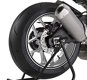Adhesivos para Llantas Moto BMW R 1200 RT black mate: Amazon.es: Coche y moto