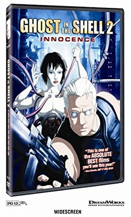 Sex anime ghost in the shell 2