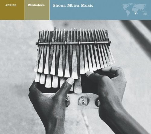 Cover of Explorer: Zimbabwe - Shona Mbira Music