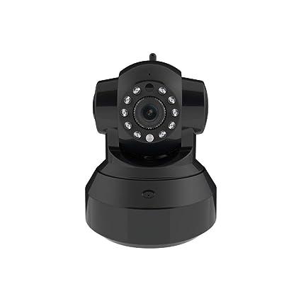 TIAN Cámara WiFi, 720P HD Interior Wireless Home Seguridad Cámara IP De Vigilancia con Detección