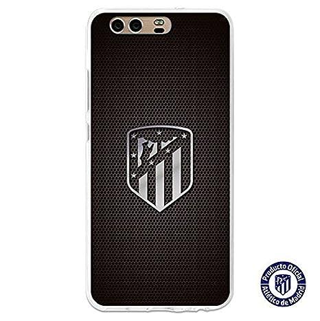 Atlético de Madrid Carcasa Escudo Plata Huawei P10