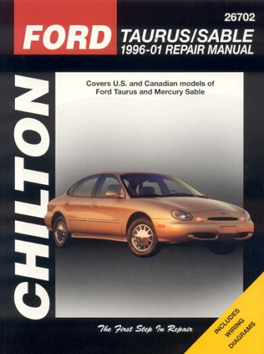 Download Ford Taurus/Sable: 1996 through 2001 (Haynes(Chilton)) ebook