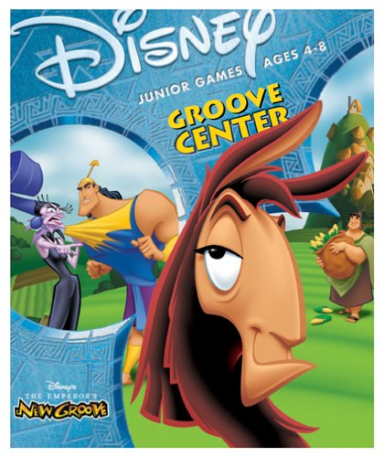 Disney's Emperor's New Groove - Groove Center - PC