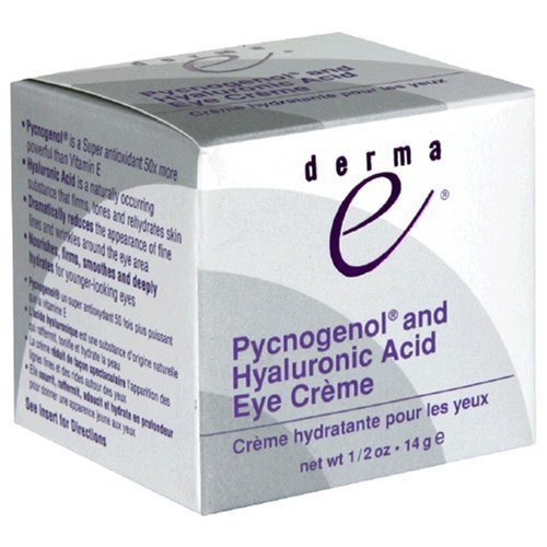DERMA E HYDRATING EYE CREME, .5 FZ by derma e
