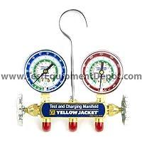Yellow Jacket 41822 R12/134A Manifold