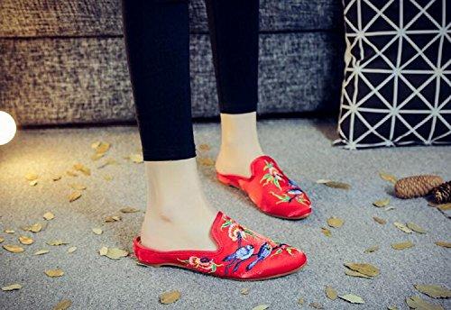 Lazutom Red Pour Femme Sandales Lazutom Sandales YdxYOq