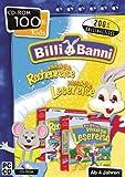 100%Kids: BilliBanni Interaktiv Lese/Rechenreise [CD-ROM] Windows 95 / Window...