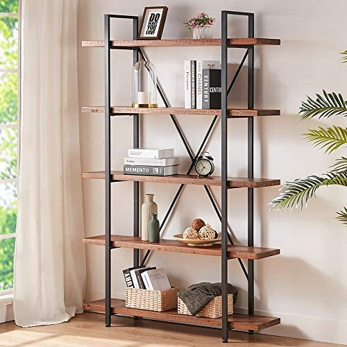 HSH Solid Wood Bookcase
