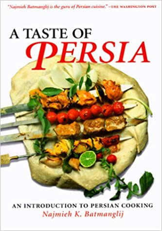 Book Taste of Persia: An Introduction to Persian Cuisine
