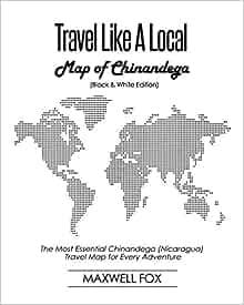 Travel Like a Local - Map of Chinandega (Black and White ... on north country of nicaragua, welcome to nicaragua, hotels in chinandega nicaragua, highway map nicaragua, a current map nicaragua, fotos de nicaragua, map of limon, limon nicaragua, rancheria chinandega nicaragua, chichigalpa nicaragua, map of poneloya and las penitas, villanueva nicaragua,