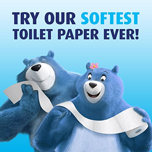 Large Product Image of Charmin Ultra Soft Mega Roll Toilet Paper, 24 Count