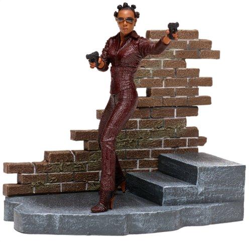 McFarlane Toys Series 2 Matrix Action Figure Niobe Matrix - Niobe Sunglasses
