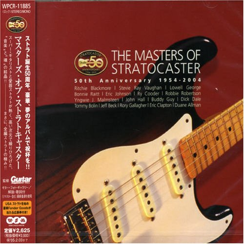 Price comparison product image Masters of Stratocaster / Various