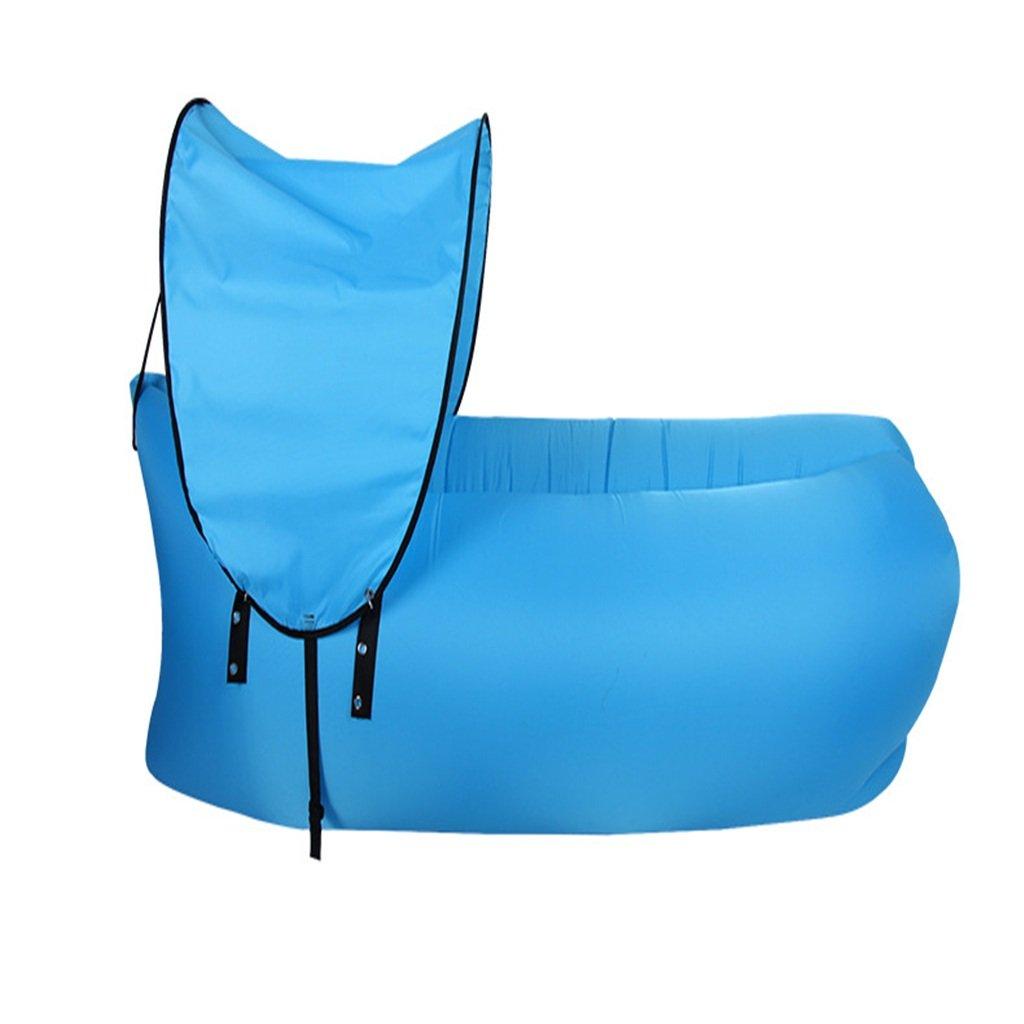 海外最新 ジムバッグ ジムバッグ アウトドアビーチインフレータブルサンシェード寝室、ブルー B07PDLSCBX 折りたたみ可能な軽量軽量スポーツ B07PDLSCBX, 包丁爪切りのかまや金物店:dc07c427 --- a0267596.xsph.ru