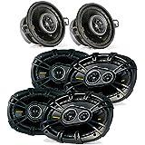 Kicker Dodge Ram Crew Cab 2012 & up speaker bundle- 2 pairs of CS 6x9 speakers, & a pair of CS 3.5 speakers