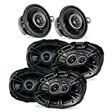 Kicker Dodge Ram Crew Cab 2012 & up speaker...