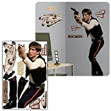 Star Wars Classic Han Solo Peel and Stick Giant Wall Decal (stands 57'' tall)