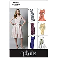 Vogue Patterns V8766 - Patrones de Costura