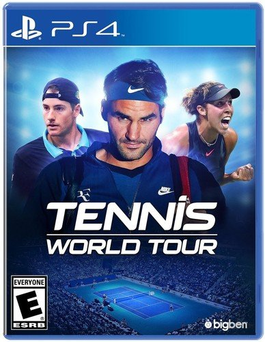 Tennis World Tour - PlayStation 4 by Maximum Games