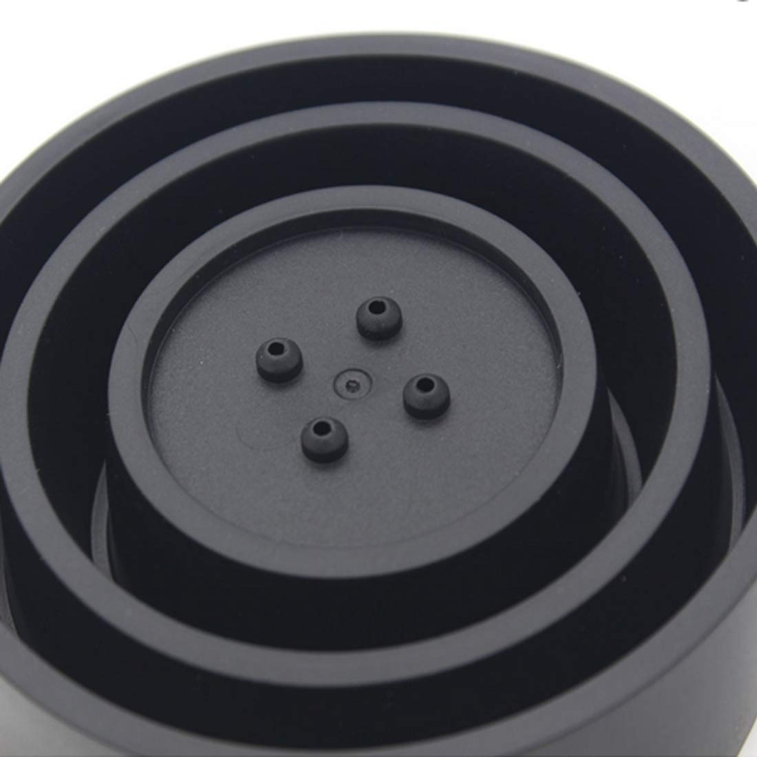 2/x fari auto antipolvere Tail copertura antipolvere impermeabile ad alta temperatura della gomma